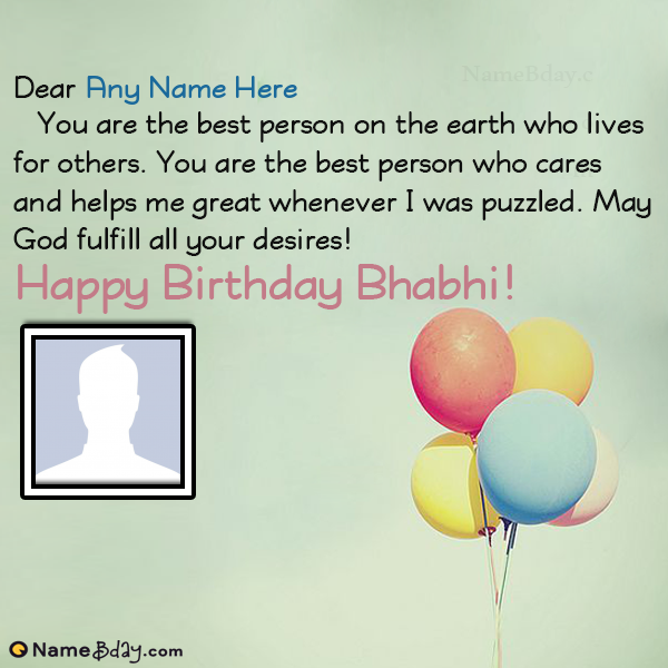 Happy Birthday Bhabhi Images With Name Birthday Quotes For Girlfriend Happy Birthday Wishes Images Love Birthday Quotes