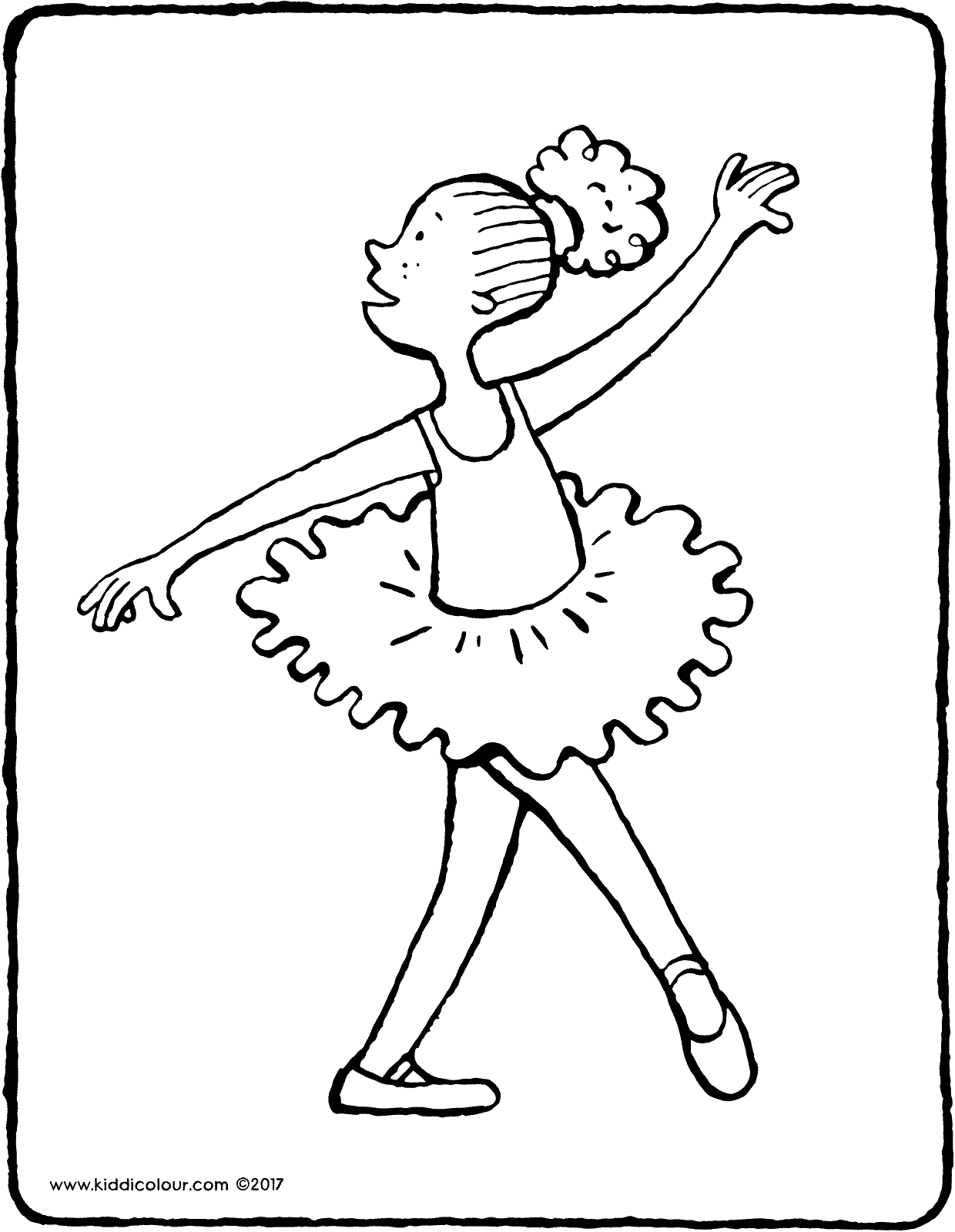 Dance Coloring Page Ballet Dancing Colouring Page Page Drawing Picture 01v Frosch Malvorlagen Malvorlage Prinzessin Tanzen