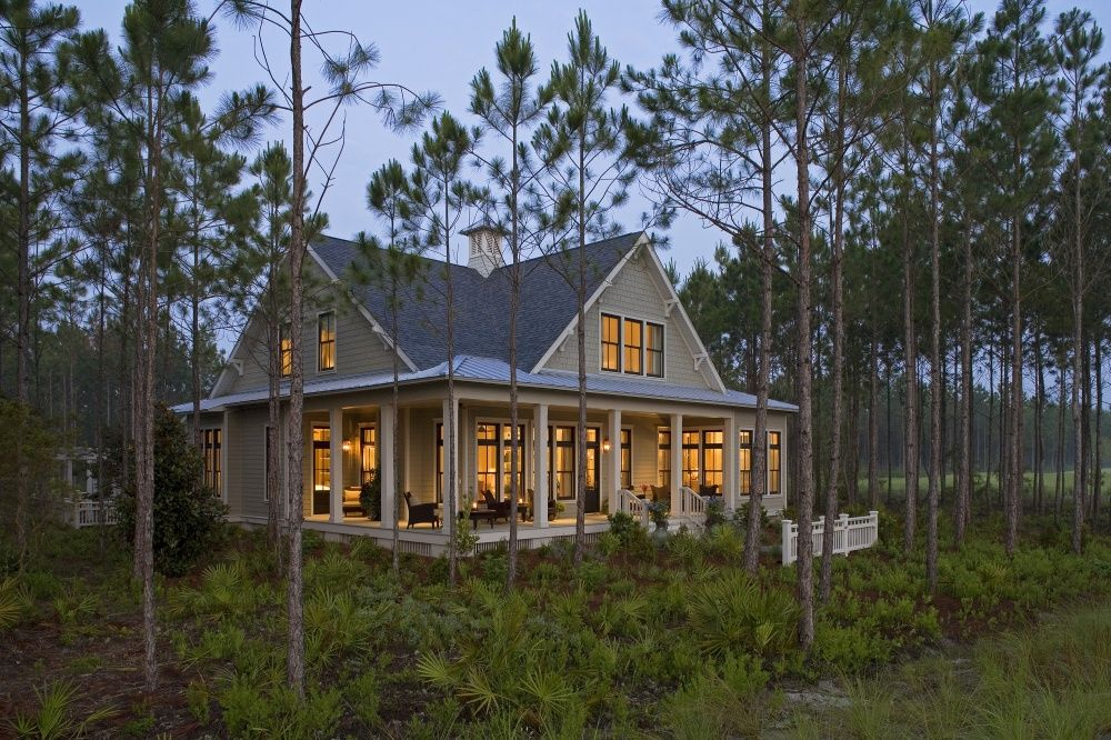 Southern Living Idea House Tucker Bayou Projects Looney Ricks Kiss Southern House Plans Country Style Homes Country House Decor