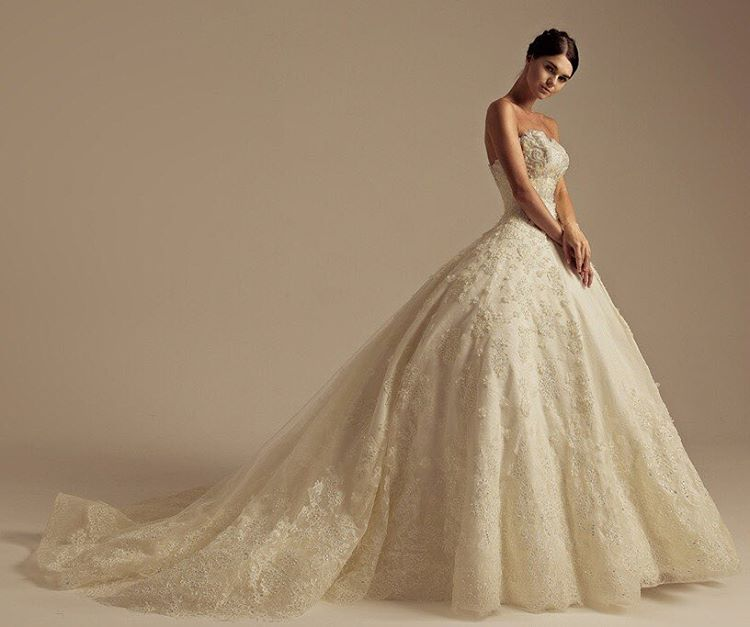 Our Ecru Wedding Dress Something Most Brides Dream About