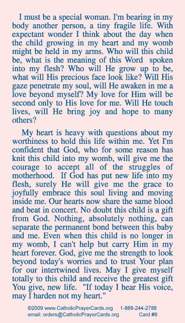 Our lady of guadalupe prayer for pregnancy