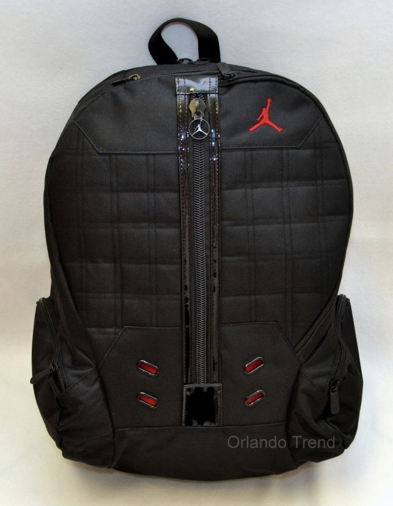 Nike Air Jordan Backpack Black 15