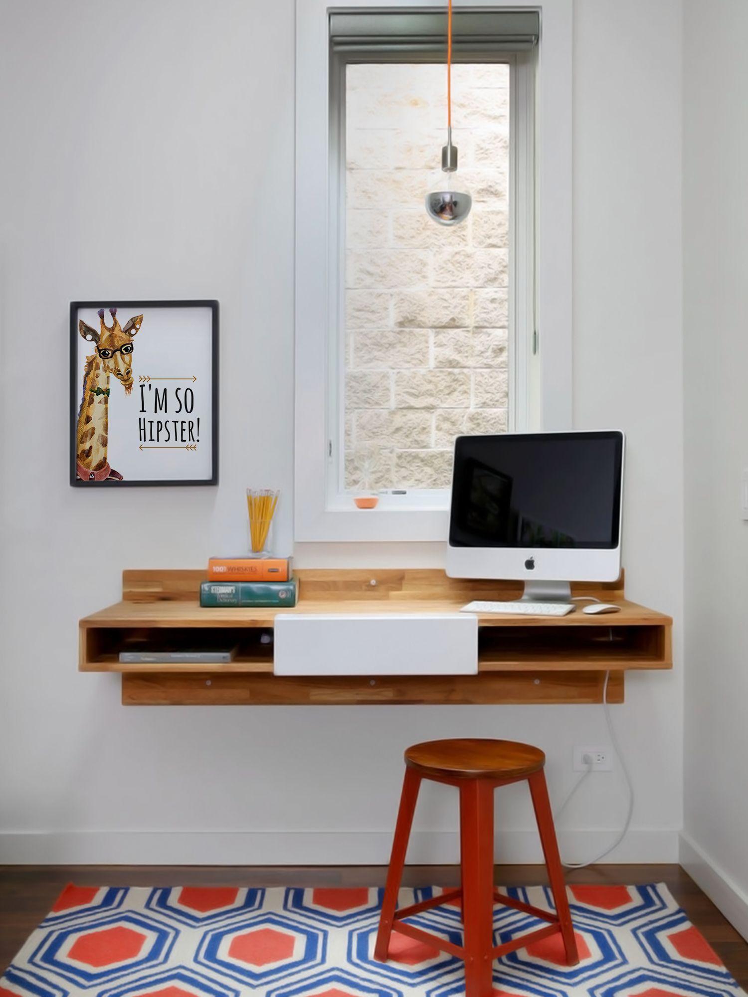 Um escritório com muita personalidade!