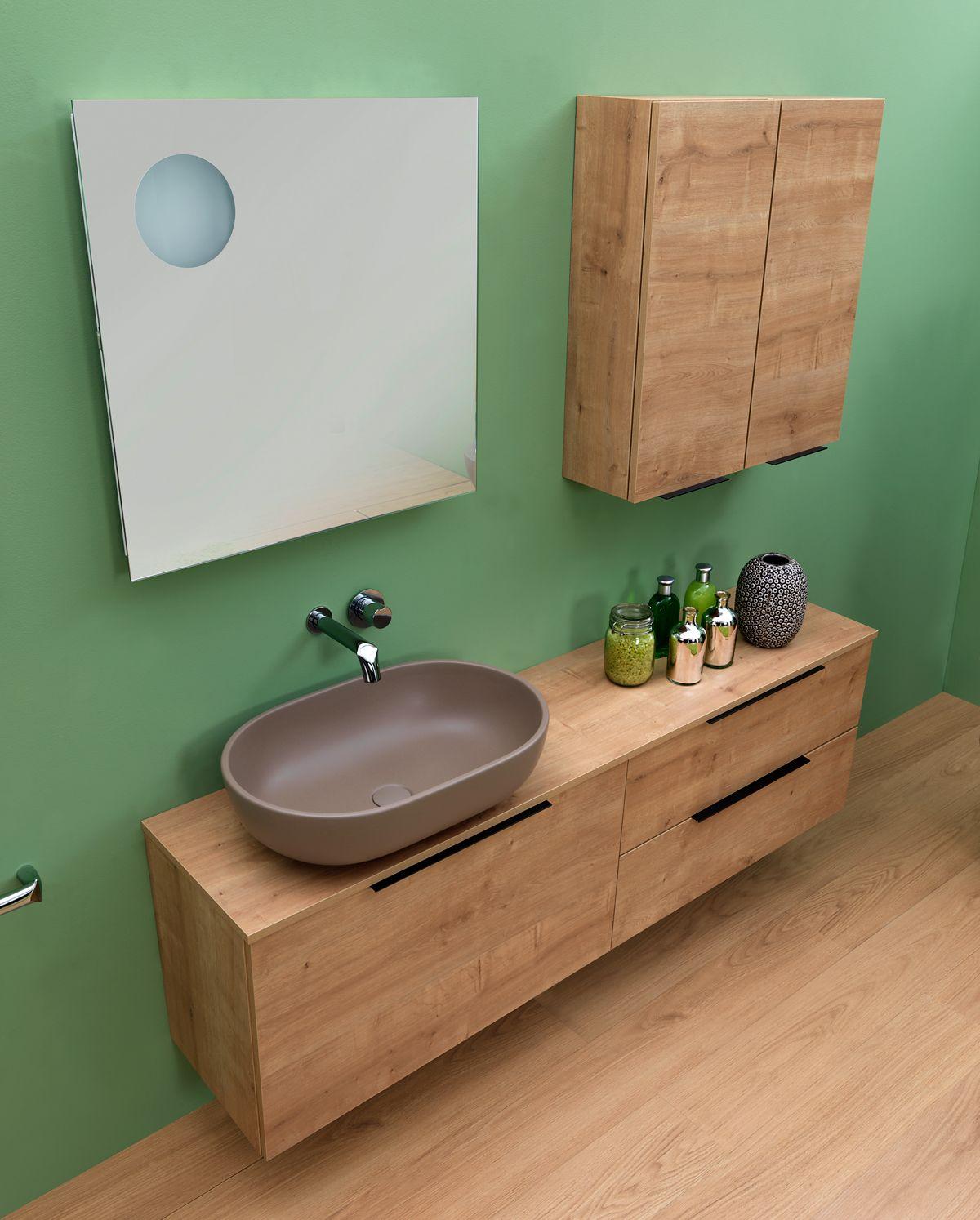 Kolekcja Ekskluzywnych Włoskich Mebli łazienkowych W