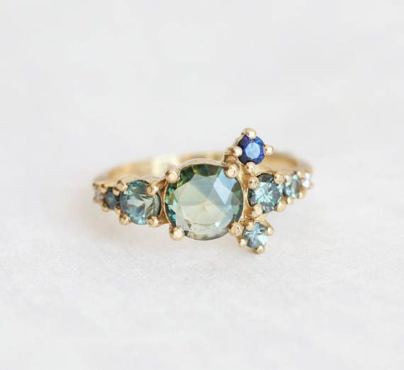 Pin On Cluster Rings