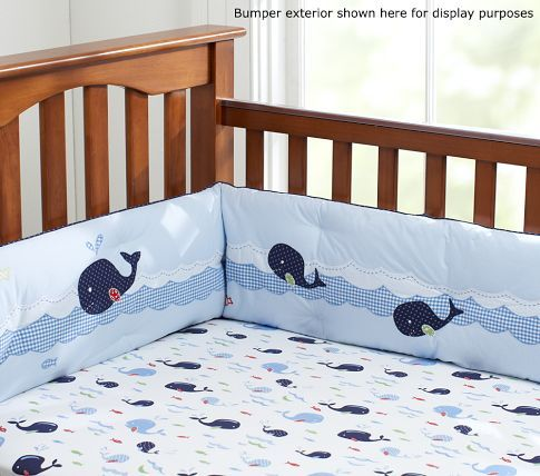 Jackson Nursery Bedding With Images Pottery Barn Baby Nursery