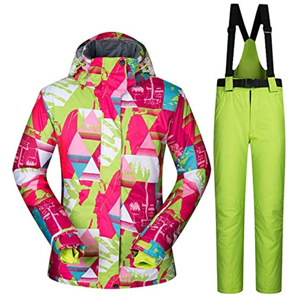 Pigiama donna da sci