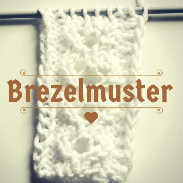 Photo of Instructions: Knit pretzel pattern
