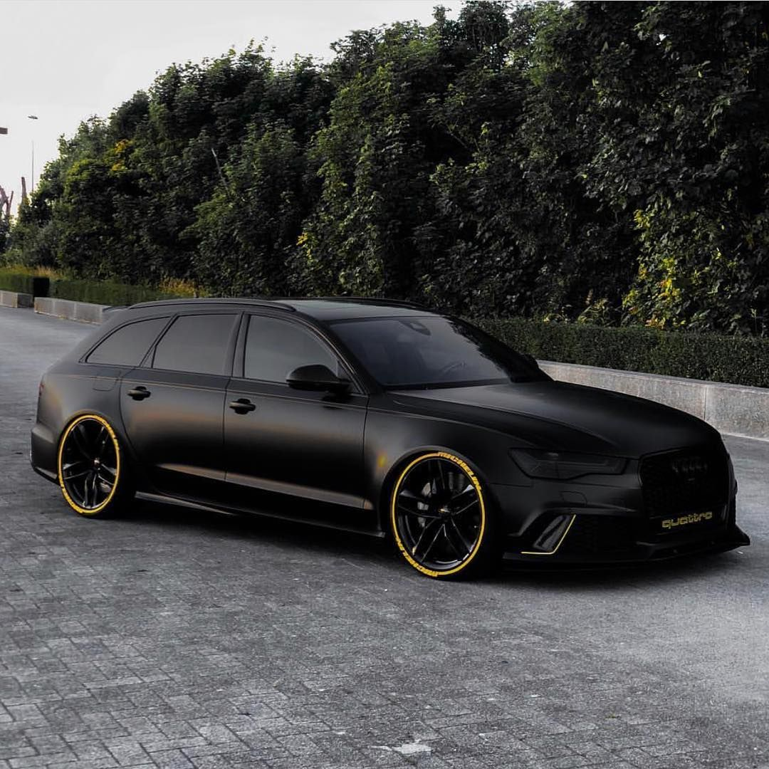 The Darkest Rs6 Owner Blvckbeast Rs6 Carswithoutlimits Murdered