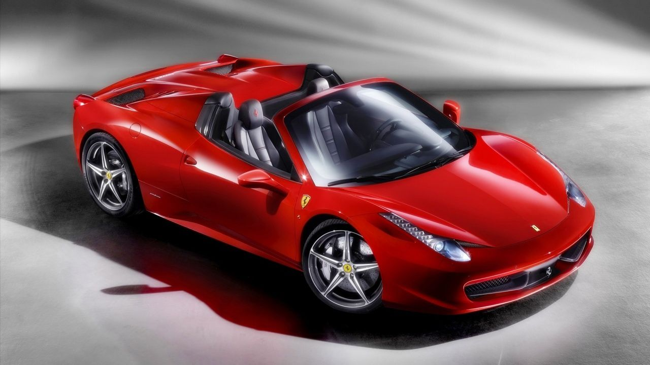 Ferrari 458 Hardtop Convertible Curvy Curves Of Hotness Ferrari 458 Ferrari 458 Italia Spider Ferrari Car