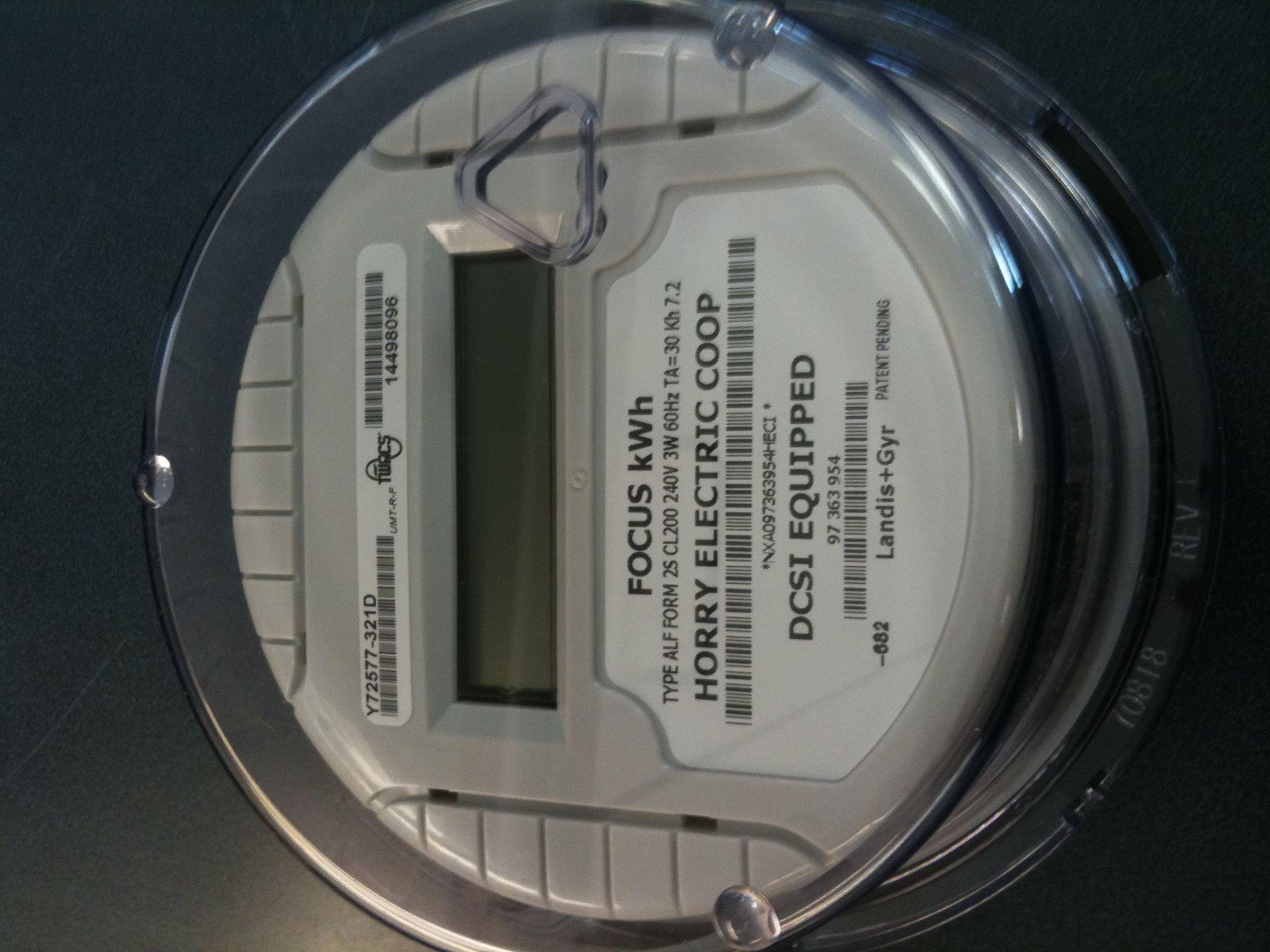 If meters could talk metering talk