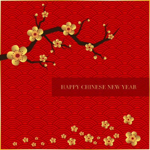 chinese food new year border happy chinese new year on a red background 23 2147532151 free