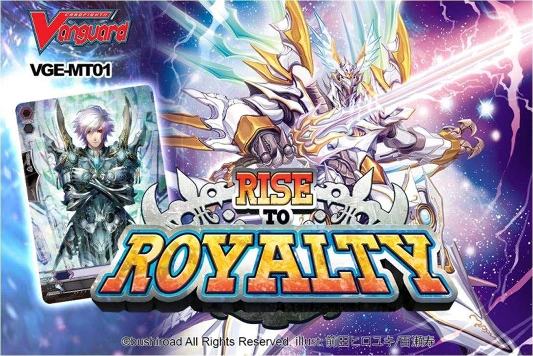 Card fight vanguard vgemt01 mega trial deck vol1