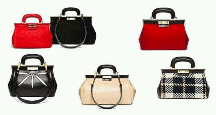 Bags for winter 2013