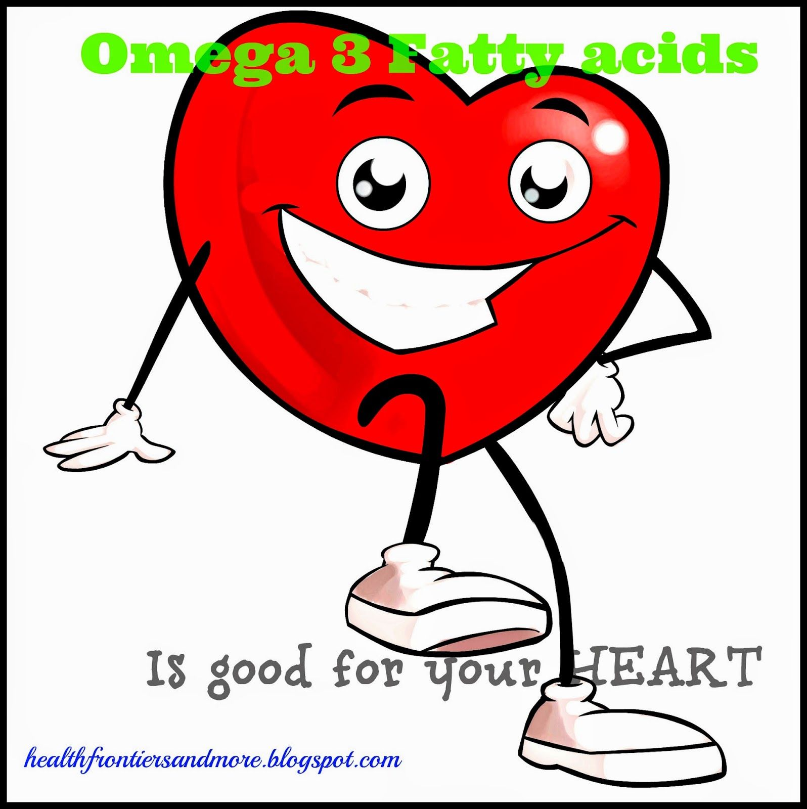 Adding Omega 3 fatty acids to your diet is a good idea, especially since EPA (eicosapentaenoic acid) and DHA (docohexaenoic acid) may be beneficial for your heart, circulation, blood pressure, immune function, and brain development.Experts say that adults should consume a minimum of 400 milligrams o
