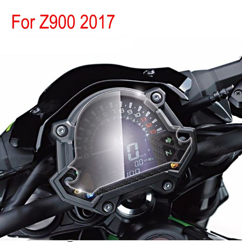 For Kawasaki Z900 2017 Cluster Scratch Protection Film Screen Protector Brand New Z 900