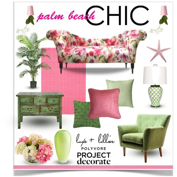 Palm Beach Chic With Luxe and Lillies 2\