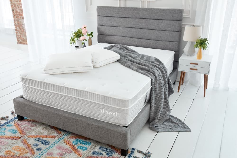 This Luxury Mattress Is What Homebody Dreams Are Made Of