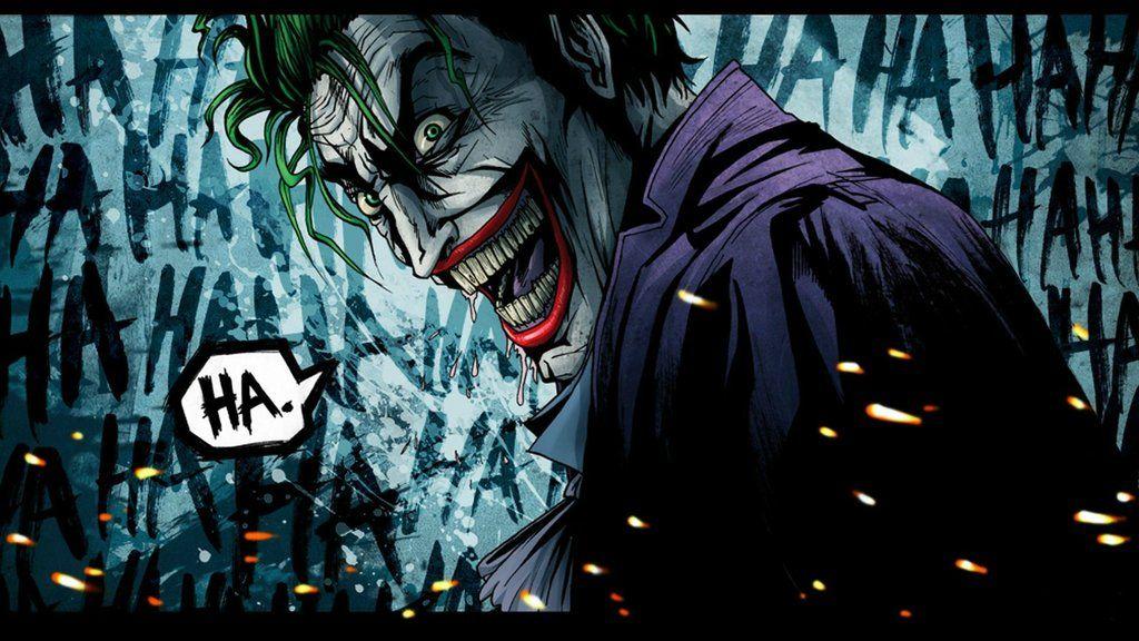 Wallpaper Dump 1 Joker comic, Joker wallpapers, Joker hd