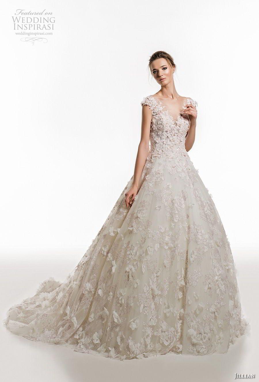 Abiti Da Sposa Jillian.Jillian 2019 Wedding Dresses Abiti Da Sposa Sposa E Vestito Da