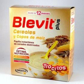 172789 Blevit Plus Cereales y Copos de MaÃíz - 600 g.