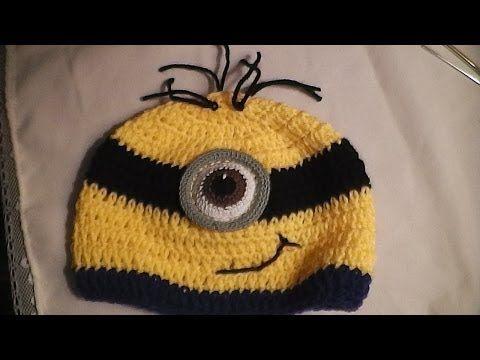 Crochet Gorrito Mikey Mouse Youtube Manualidades Tejidas Pinterest