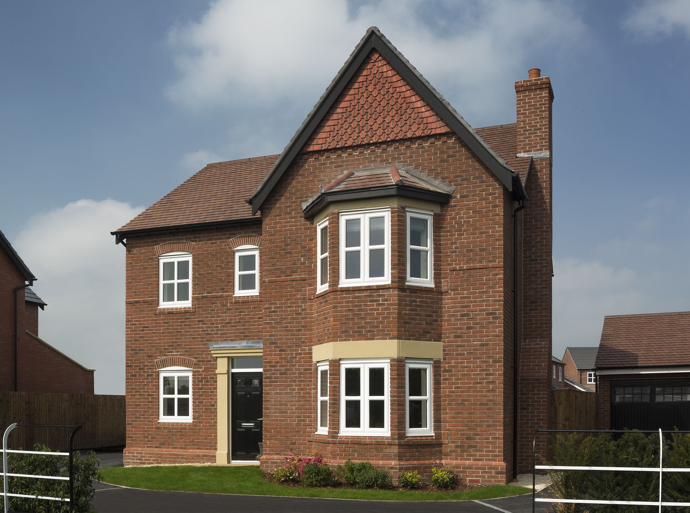 Displaying classic charm, the Willington is a four-bedroom family home with the space and design to offer flexible living choices.