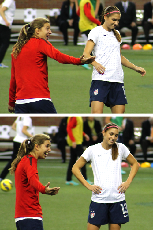 Alex Morgan Skills 2016 - phimvideo.org