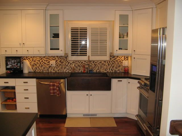 Kitchen Counter Cabinets