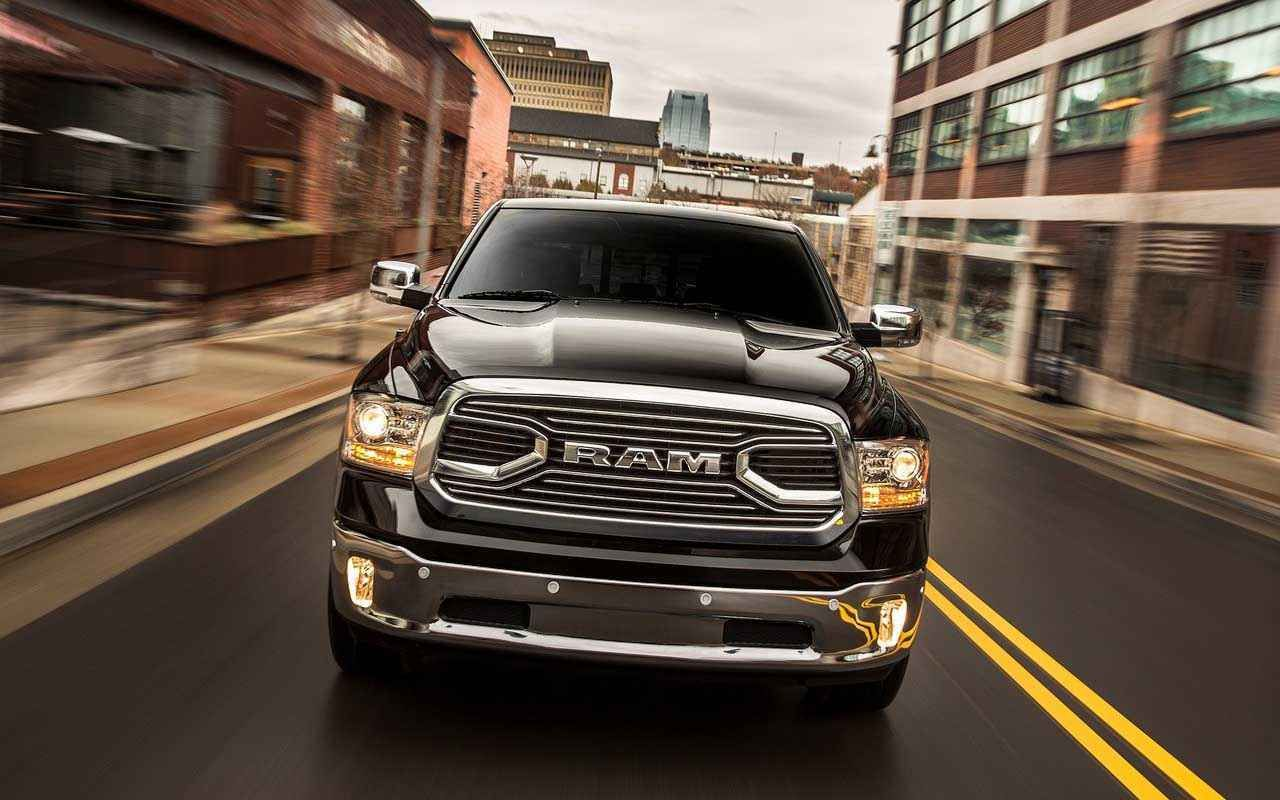2018 Dodge Ram 1500 Concept Release Date and Diesel Specs  To