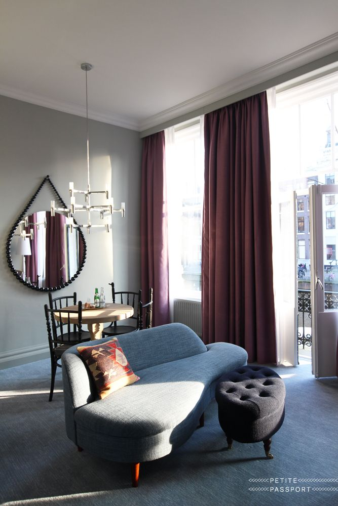 Vernieuwd interieur gecreëerd door interieur architect Jacu Strauss ...