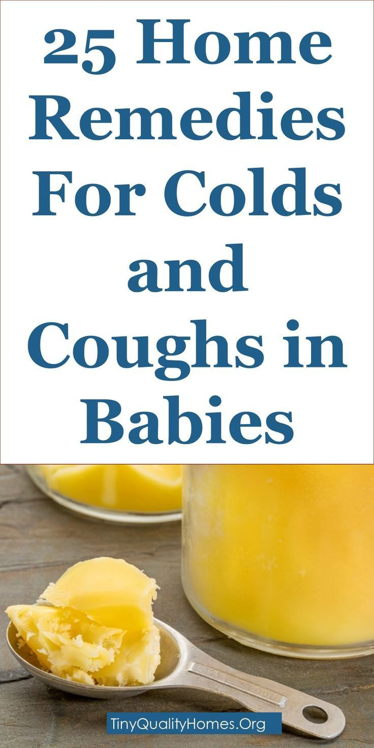 25 Effective Home Remedies For Colds And Coughs In Babies ...