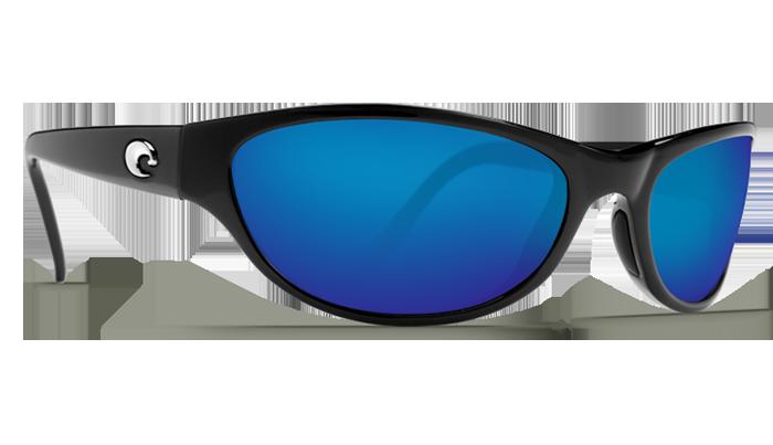 4f04127f26 Costa Del Mar Triple Tail 580G Black Blue Mirror Polarized Sunglasses