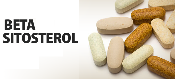 Beta Sitosterol Boost for the Hair, Heart and Prostate