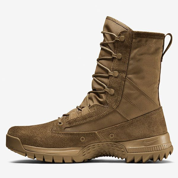 Nike Sfb Field Ar670 1 Compliant 8 Inch Leather Boots Coyote Boots Nike Sfb Boots Men