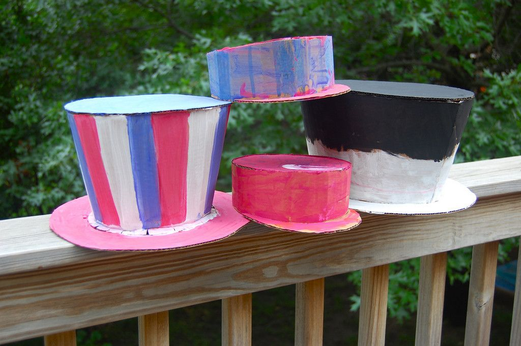 how to make handmade hats for kids