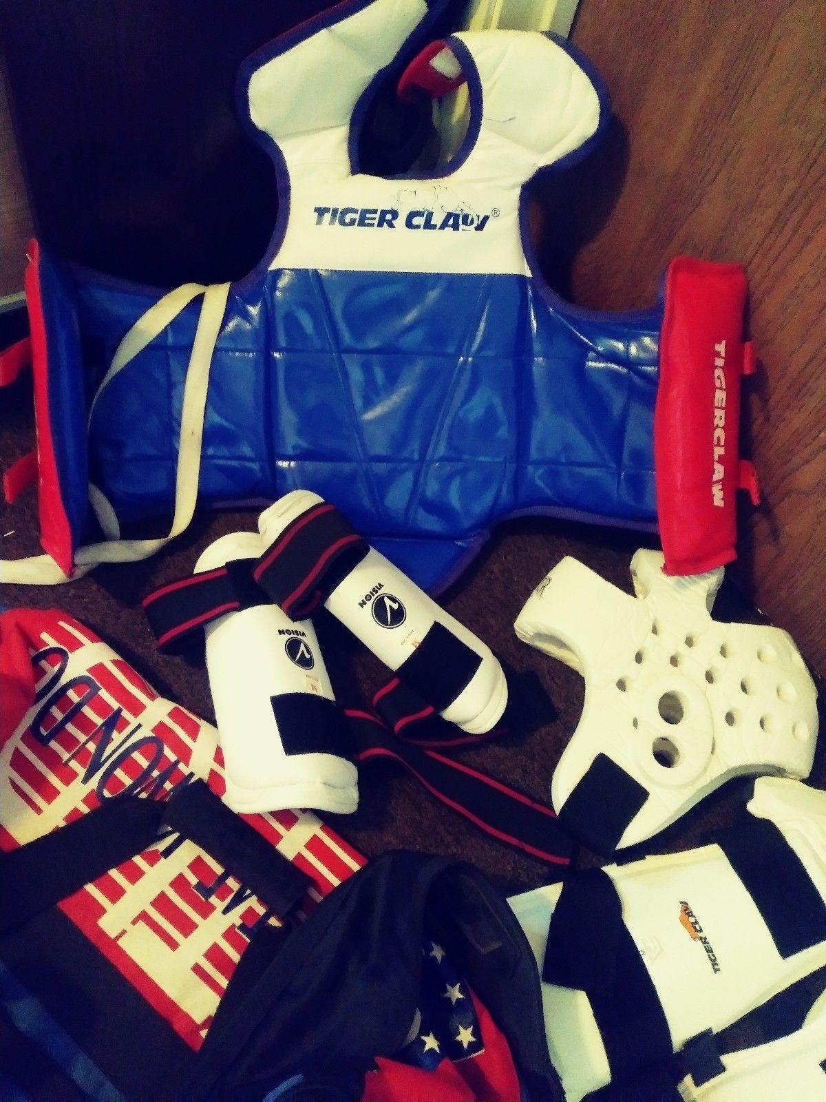 TIGER CLAW. ETC YOUTH MARTIAL ARTS KARATE, TAEKWONDO, MMA