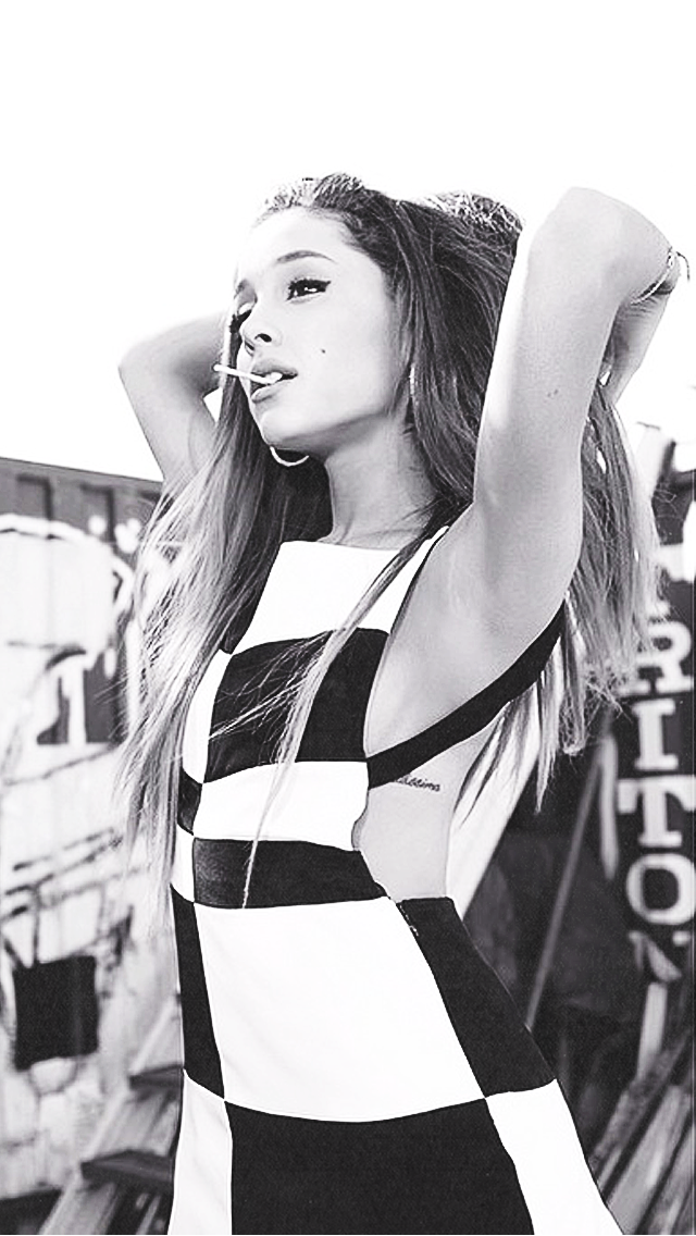 Ariana Grande Iphone Background 2015