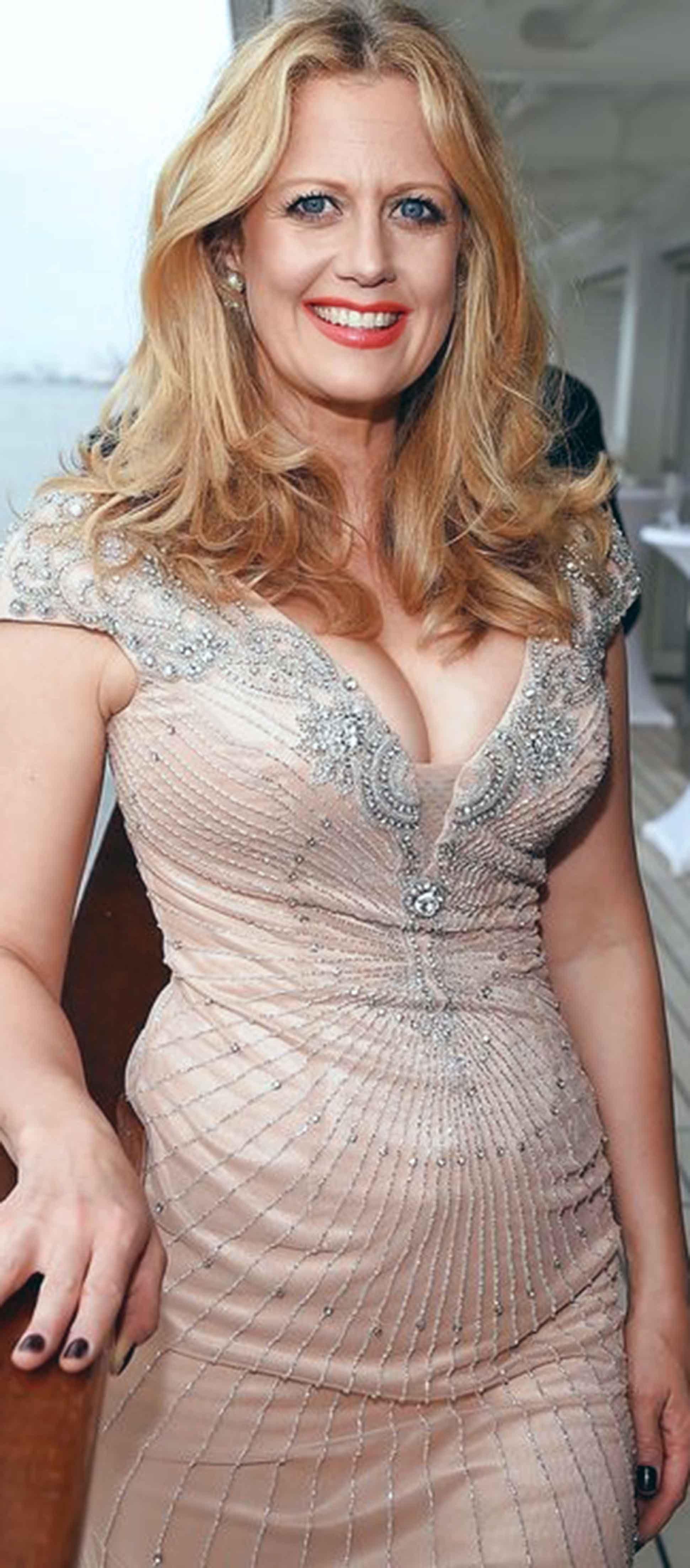 Barbara Schöneberger | Dresses, Formal dresses, Women