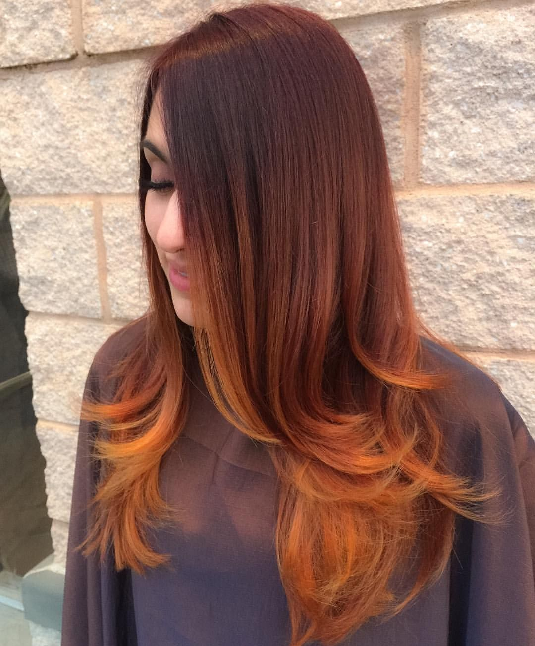 Creative Color And Cut Done By Stylist Sam Hairs Pinterest