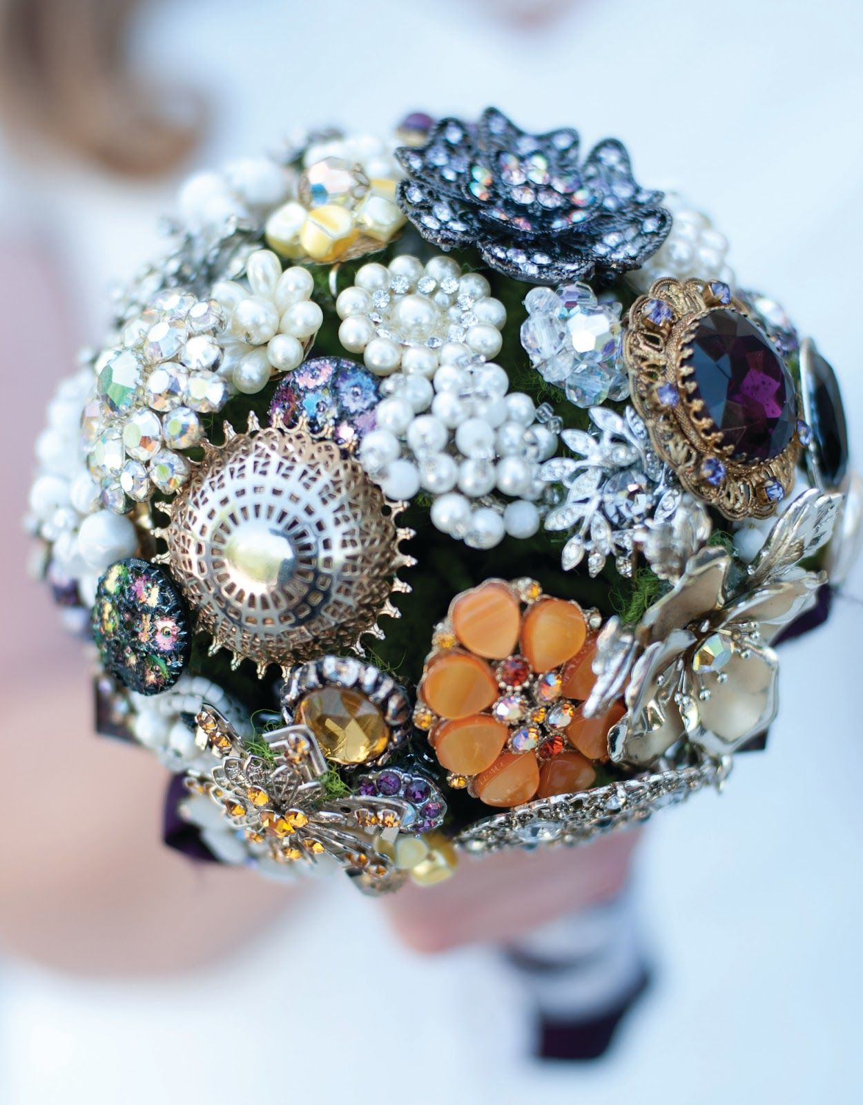 Peter Loves Jane:A Handmade, Vintage Wedding from Abroad - Peter Loves Jane