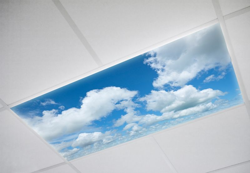 Cloud 002 Home Projects Fluorescent Light Covers
