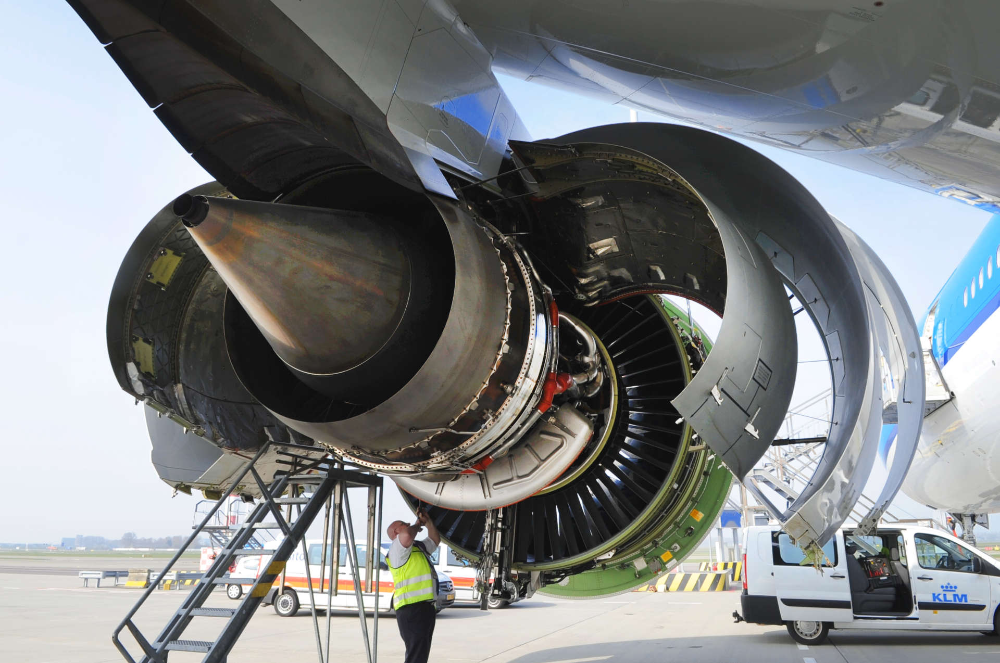 Jet Engines Are Hot (In At Least 4 Ways)! KLM Blog