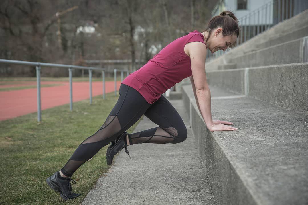 Durch das Training fühle ich mich besser. Fit. Gesund. Wohl. Zufrieden. Es hilft mir ausgeglichen zu...