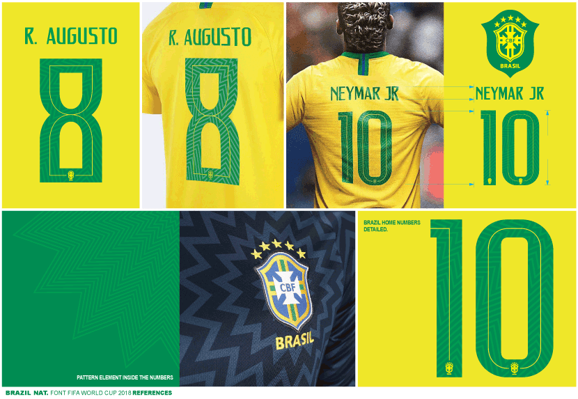 a0c76b373dc Nike s 2018 World Cup fonts Typography lovers this is for you ...