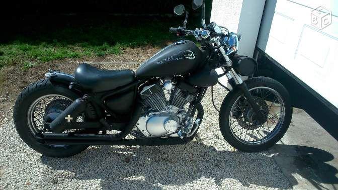 Bobber Yamaha 125