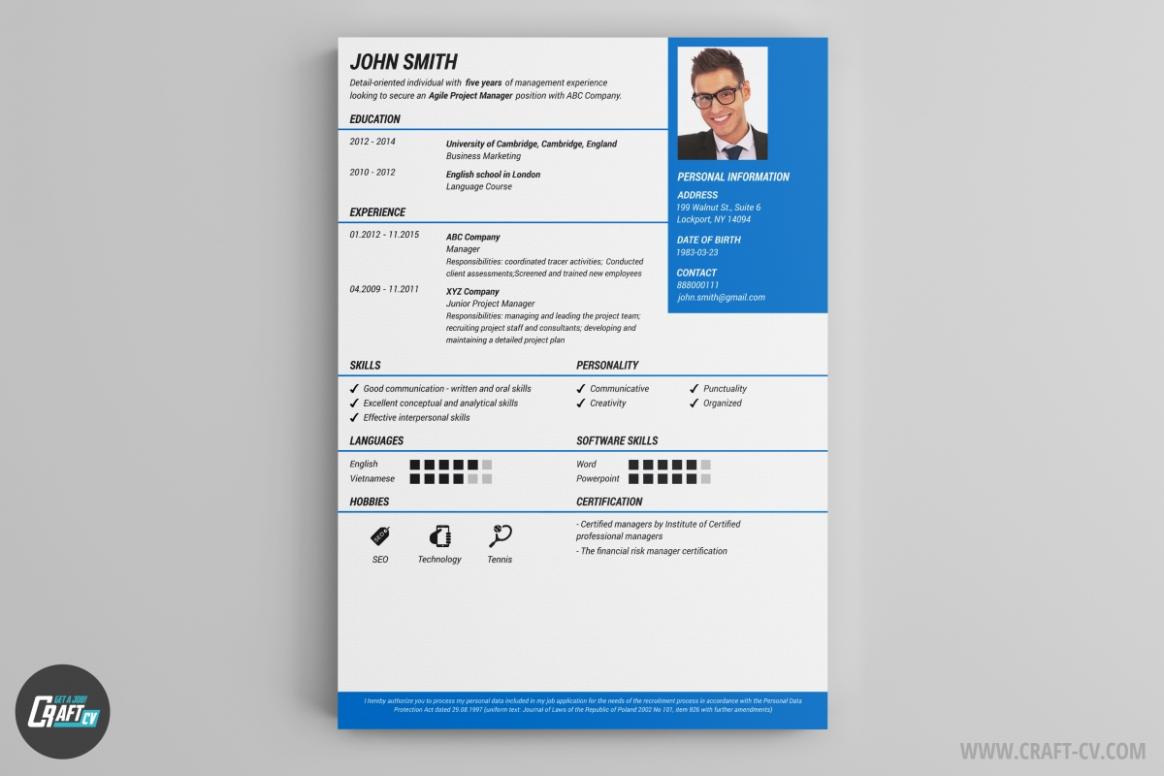 14 Fundamental Resume Maker