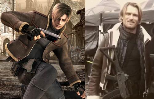 Leon Resident Evil Movie Costume