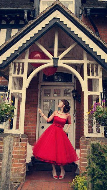 Brides, why wear white? 19 beautiful red wedding dresses | Fashion | Closer Online