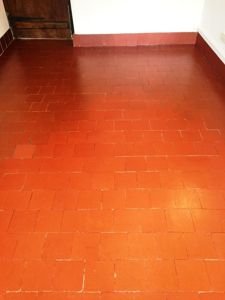 Quarry tiled floor banbury after cleaning new house pinterest removing carpet glue from quarry tiles in banbury dailygadgetfo Gallery